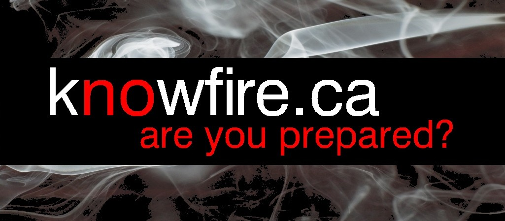 knowfire.ca - are you prepared?