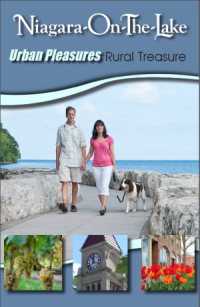 Urban Pleasures Rural Treasure Brochure